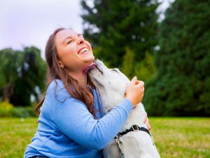 What Does It Mean When My Dog Licks Me?