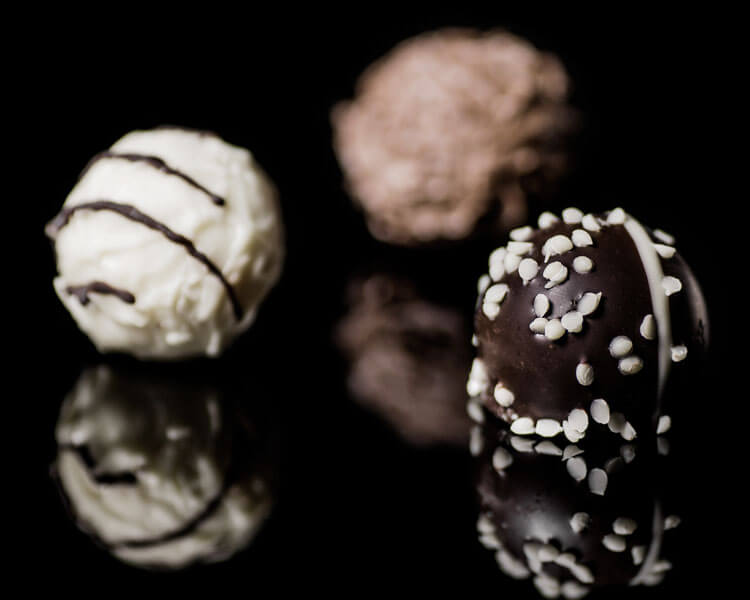 chocolates, which are harmful for cats