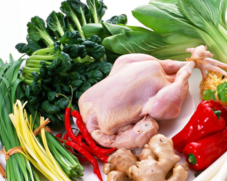 fresh foods that can be fed to dogs