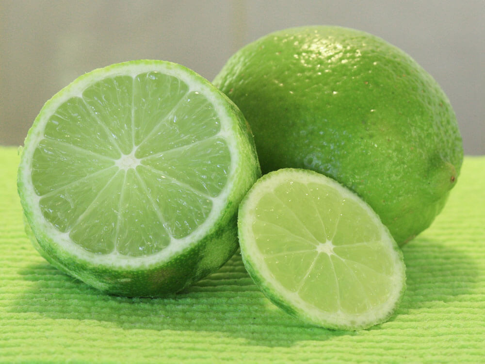 lime, home remedy solution for dog dandruff
