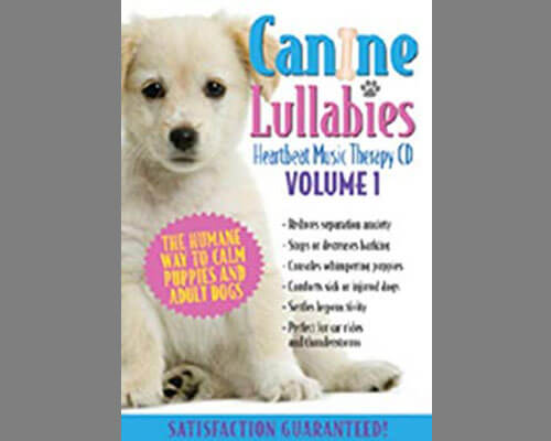 "a photo album of ""Canine Lullabies"", (September 2004)"