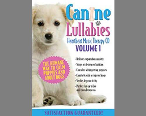 "a photo album of ""Canine Lullabies"", (September 2004)"