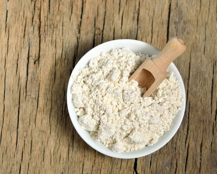 an oatmeal mix homemade shampoo for dogs