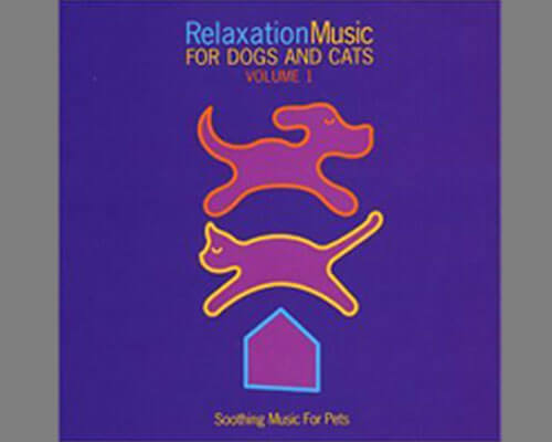 """a photo album of a """"Relaxation Music For Dogs and Cats Volume 1"""", (March 2003)"""