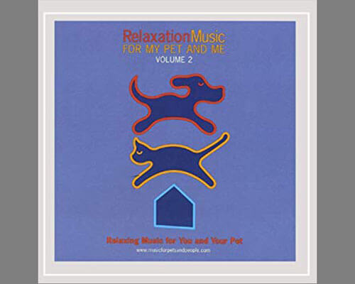 "a photo album of ""Relaxation Music for My Pet and Me Vol 2"", (May 2005)"