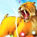 Zabu, one of the character in Stan Lee's Pet Avengers comic