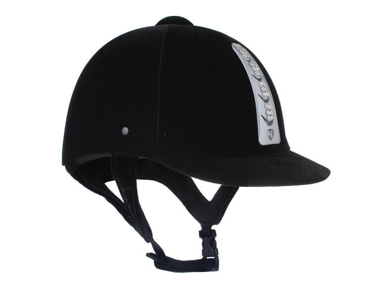 an appropriate helmet for horse riding