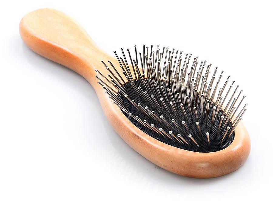 pin brush