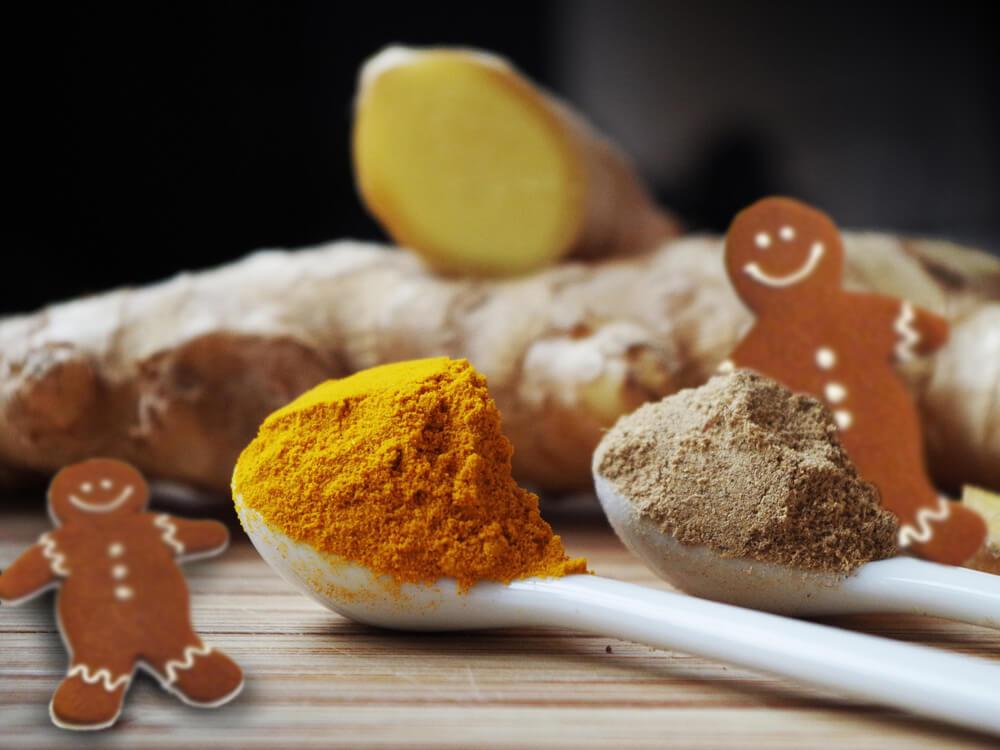 gingerbread ingredients