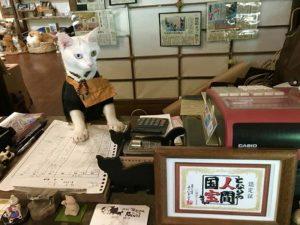 Japanese Cat Temple Café Hires Cat Priests