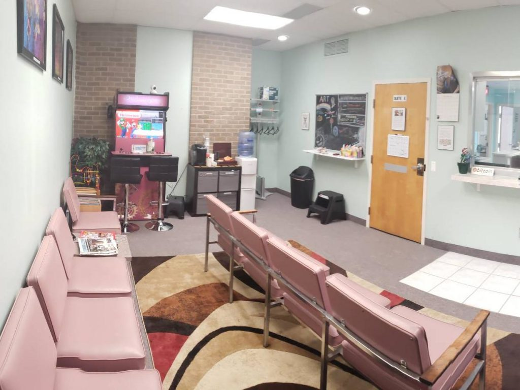 work station 1