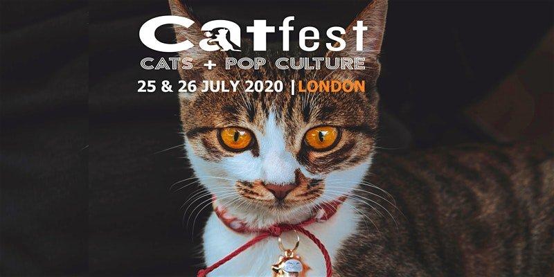 CATFEST | cats + pop culture | UK's 1st cat festival