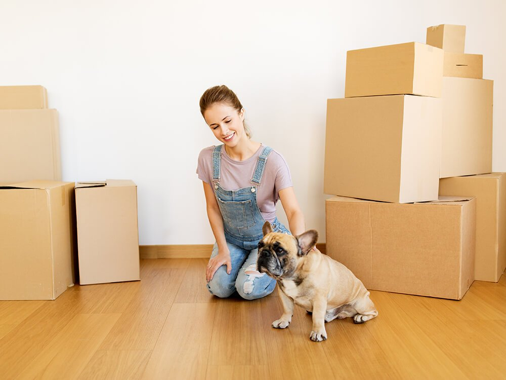 How To Rent A House with Pets