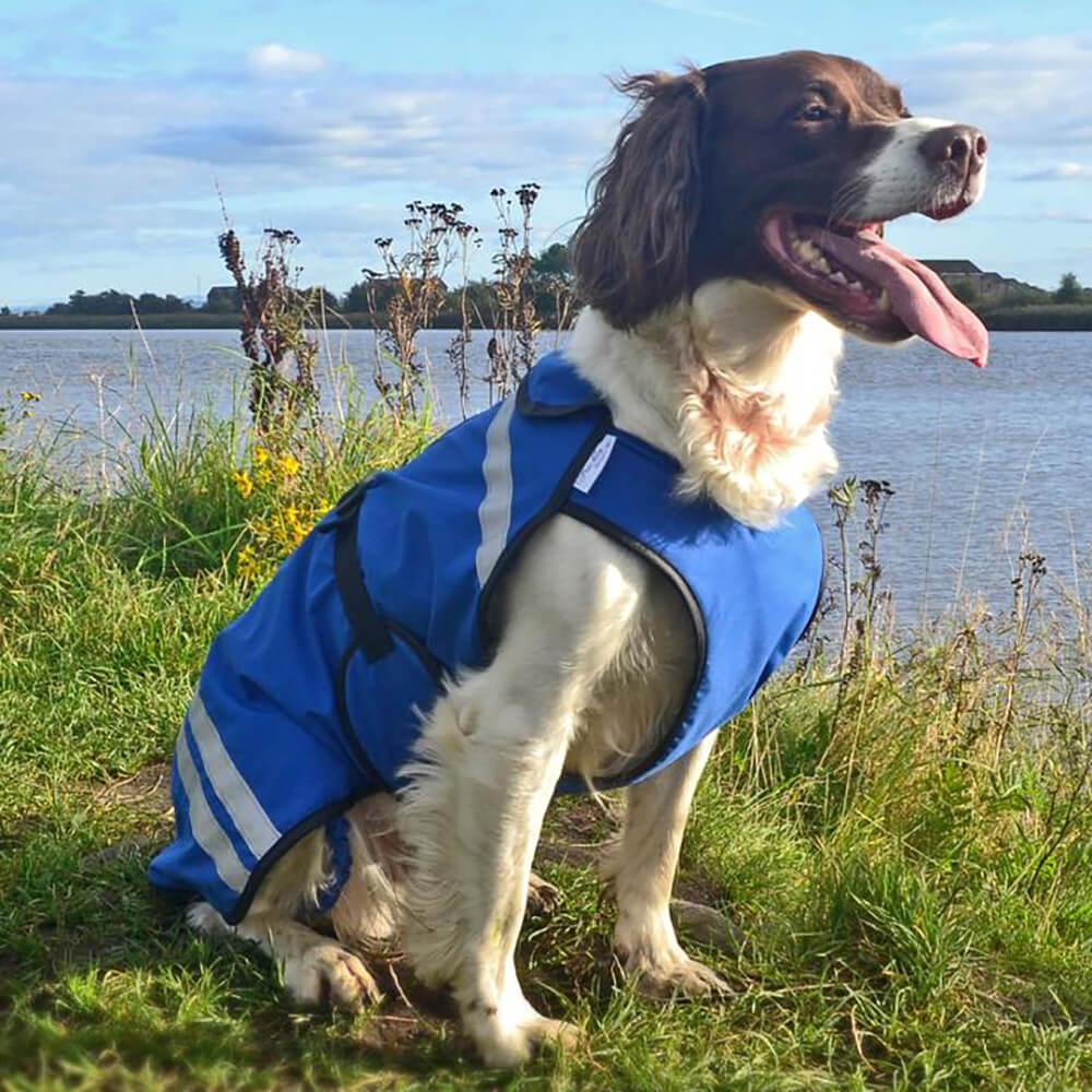 morlich waterproof dog coat