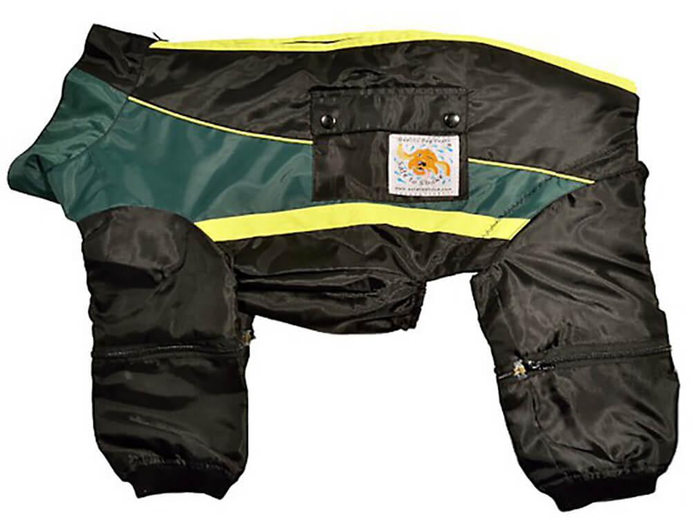safe to shake detachable legs waterproof dog suit