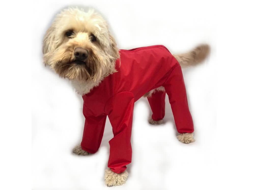 trouser Suit waterproof dog coat